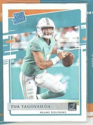 Tua Tagovailoa Rated Rookie for Sale in Fair Lawn, NJ