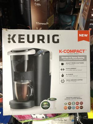 Keurig k compact classic series for Sale in Rialto, CA