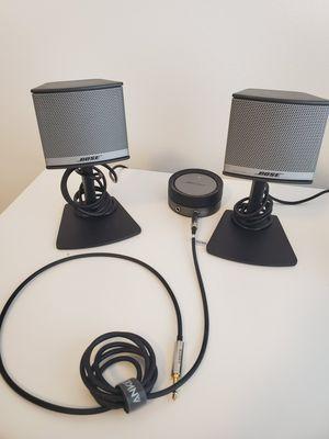 Bose companion 3 speakers for Sale in Kirkland, WA