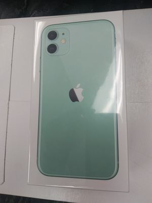 Brand New, Never Used, Paid in Full, Green iPhone 11 64GB T-Mobile MetroPCS Simple Ultra Lycamobile Mint for Sale in Garden Grove, CA
