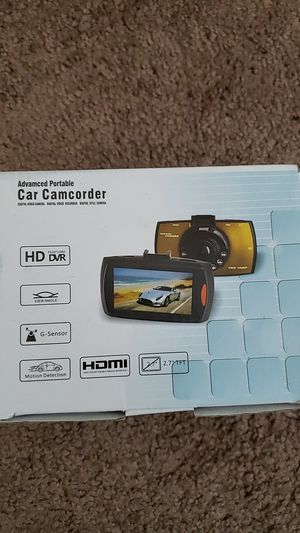 Car camcorder for Sale in San Jose, CA