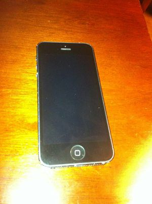 Unlocked AT&T iPhone 5 16gb for Sale in Sunbury, PA