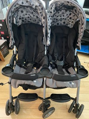 Combi Double Stroller for Sale in Herndon, VA
