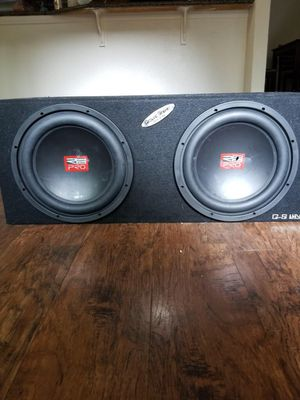 Sound System,Amp for Sale in Santa Ana, CA