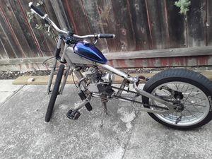 80/100cc 2 stroke chopper for Sale in Hayward, CA
