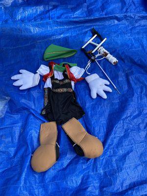 Child's Pinocchio Costume for Sale in Marysville, WA
