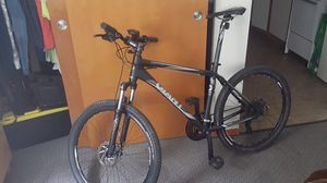 Giant mountain bike it's a nice bike but have to pay rent it has rechargeable light front and back 1p50 is firm for Sale in Portland, OR