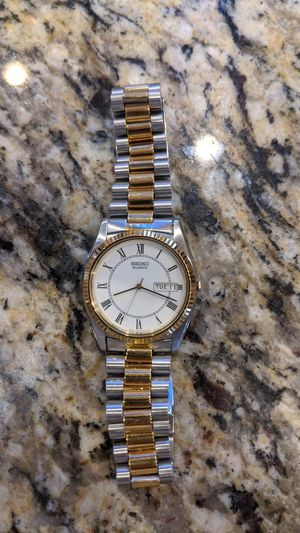 Seiko Quartz Watch for Sale in Smyrna, GA