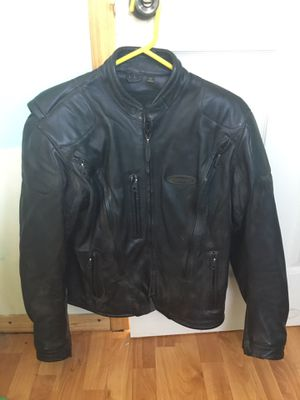 Official His And Hers Harley Leather Jackets (2) for Sale in Plymouth, MA