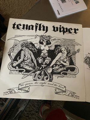 Tenefly Viper Vinyl for Sale in San Antonio, TX