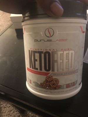 Ketofeed brand new for Sale in Birmingham, AL