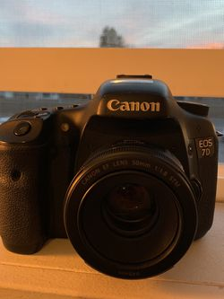 Canon 7D for Sale in Aurora,  CO