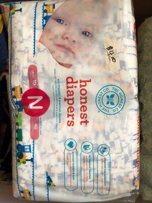 Honest newborn diapers for Sale in FL, US