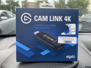 Cam link 4K for Sale in Ashburn, VA