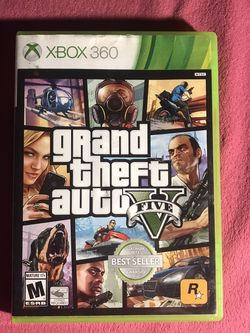 GTA 5 Xbox 360 for Sale in Costa Mesa,  CA