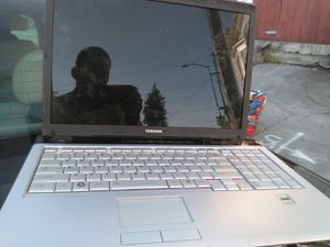Toshiba laptop for Sale in Oakland, CA