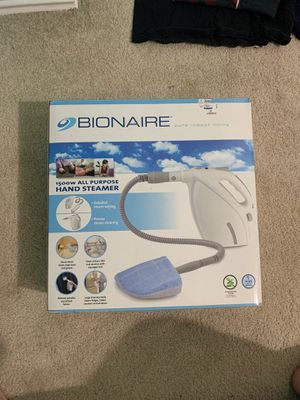 Handheld Steamer for deep cleaning surfaces for Sale in Austin, TX