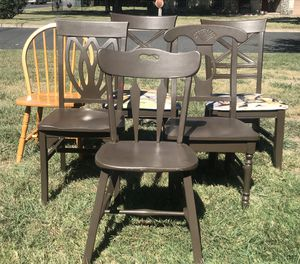 Dining room chairs (set of 6) for Sale in Georgetown, TX