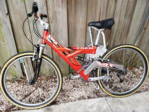 Trek vrx 500 mountain bike great made in 1999 only ,rare for Sale in Knoxville, TN
