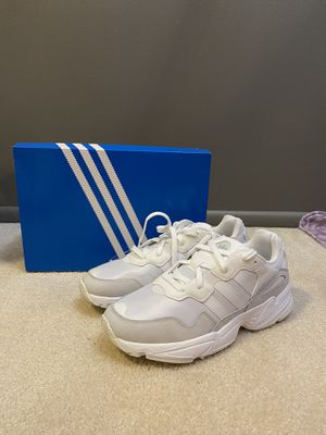 Adidas Originals Mens Yung-96 Shoes NEW White Grey EE3682 for Sale in Shorewood, WI