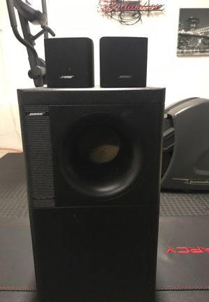 Bose surround sound speaker system for Sale in Bel Air, MD
