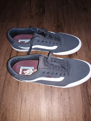 Only worn once. Pro skate chima vans. Size 13 but run small. for Sale in Pensacola, FL