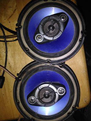 Pioneer door speakers for Sale in San Antonio, TX