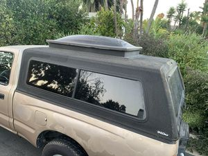 Camper shell for Sale in Costa Mesa, CA