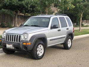2002 Jeep Liberty for Sale in Turlock, CA
