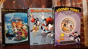 The Jetsons Animaniacs Looney Tunes Animated Kids Cartoon Classics DVD Lot for Sale in Tampa, FL