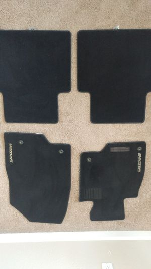 2014 Mazda 6 stock floor mats (Black) for Sale in Clackamas, OR