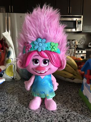 Troll light up sound toy for Sale in Malvern, PA