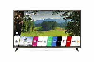 LG Electronics 55UK6300PUE 55-Inch 4K Ultra HD Smart LED TV (2018 Model) for Sale in Peabody, MA