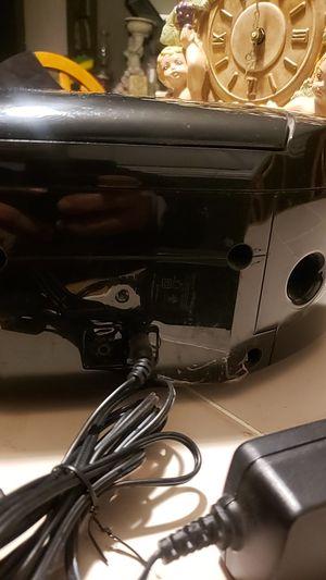 Cd player radio, alarm for Sale in Fontana, CA