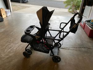 Baby trend sit n stand double stroller for Sale in San Diego, CA