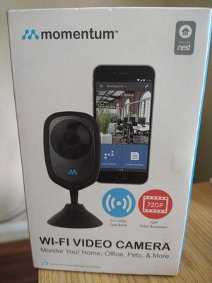 Momentum WiFi Video Camera for Sale in Palmetto, FL