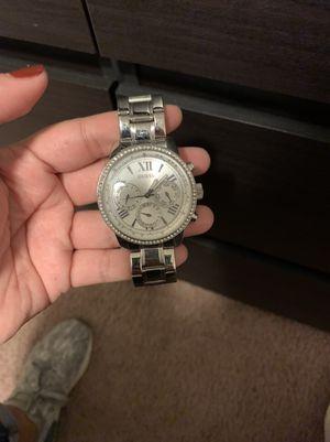 Silver guess watch for Sale in El Cajon, CA