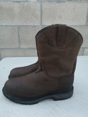 Ariat carbón toe work boots size 9EE for Sale in Riverside, CA