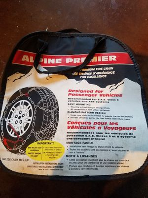 Snow tire chains for Sale in Washington, DC
