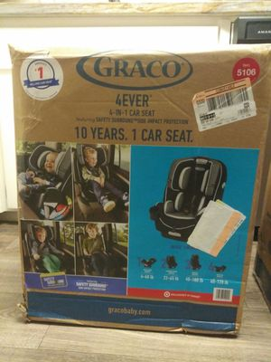 Graco 4EVER 4in1 Car Seat for Sale in Brentwood, CA