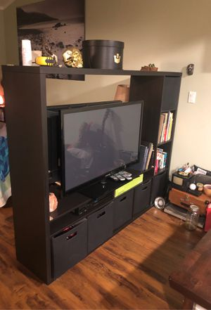 Tv shelve stand living room for Sale in Burbank, CA