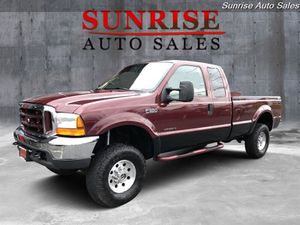 2000 Ford F-250 Super Duty Lariat 4dr, Power Stroke 7.3L Diesel for Sale in Milwaukie, OR