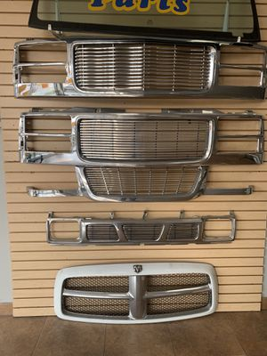 Auto Parts - Grill and Bumpers - Chevy, Ford, & Dodge Trucks for Sale in Cypress, CA