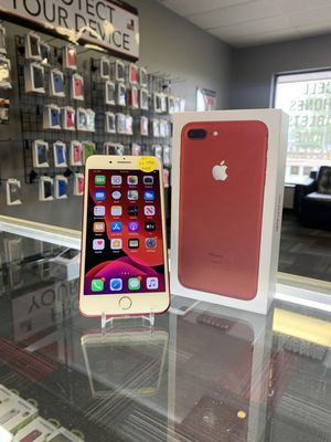 UNLOCKED IPHONE 7 PLUS 128GB 30 DAY WARRANTY for Sale in Colorado Springs, CO