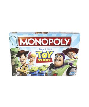 Monopoly Toy Story Board Game Family and Kids Ages 8+ for Sale in Antioch, CA