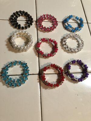 New wrap around bracelets for Sale in Fresno, CA