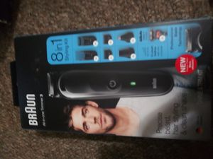 Braun all in series 3.8-1 brand new.have two.40.00eacj for Sale in Taylors, SC