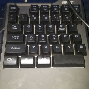 One Handed Gaming Keyboard LED for Sale in Adelanto, CA