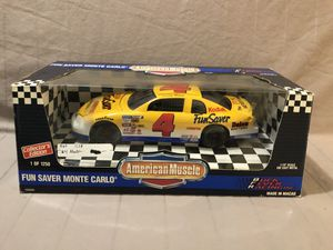 Mint in the box scale 1:18 Sterling Marlin # 4 die cast race car for Sale in Vacaville, CA