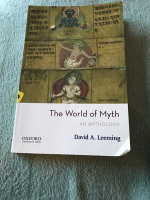 Clark College- Mythology Textbook for Sale in Camas, WA